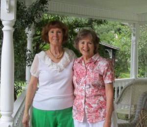 Barbara & Suzanne
